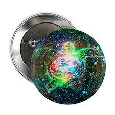 Cosmic Turtle Button