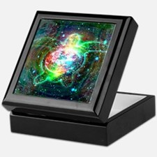 Cosmic Turtle Keepsake Box