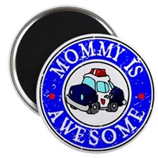 Mommy is Awesome! Magnet