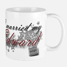 Married my Edward Mug