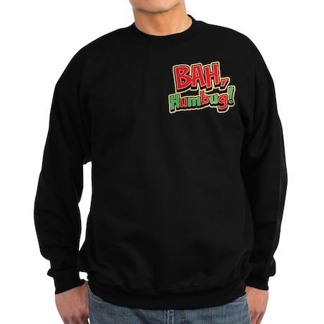 Bah Humbug Sweatshirt (dark)