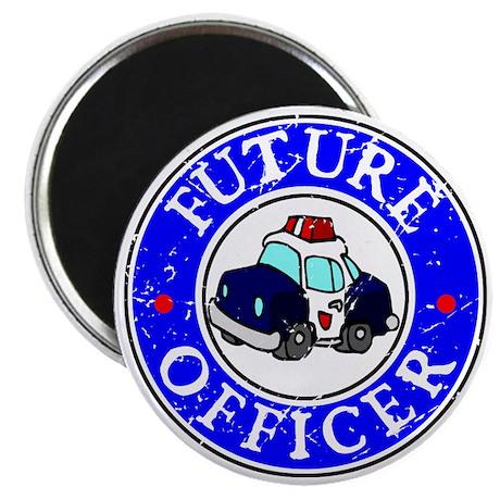 Future Officer Magnet