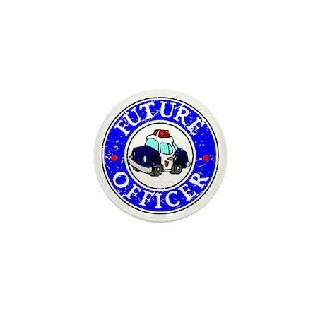Future Officer Mini Button