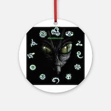 Zeta Bug Art Ornament (Round)