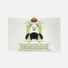 Panda Engrish Rectangle Magnet