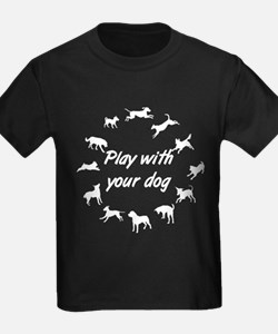 Play With Your Dog 3 T