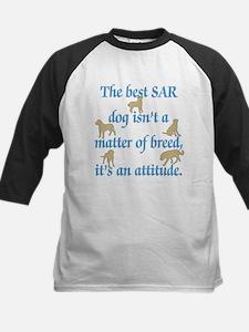 SAR Breed (ver 3) Kids Baseball Jersey