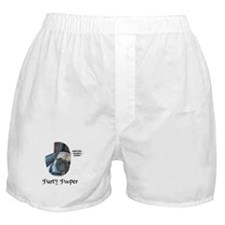 PARTY POOPER PUG Boxer Shorts