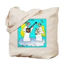 Supply out of Harps, but not Banjos Tote Bag