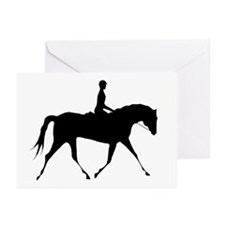 Horse & Rider Greeting Cards (Pk of 10)