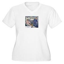 Yule Log T-Shirt
