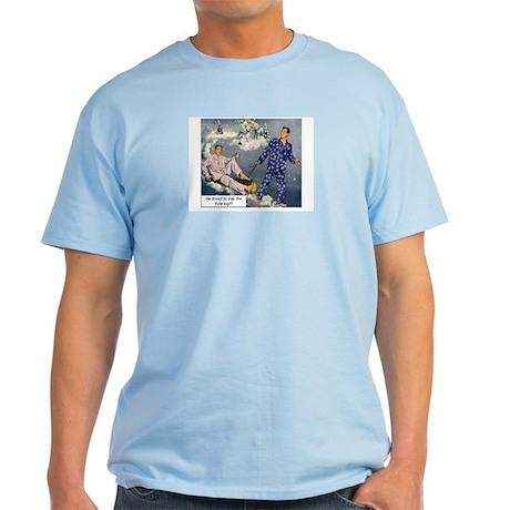 Yule Log Light T-Shirt