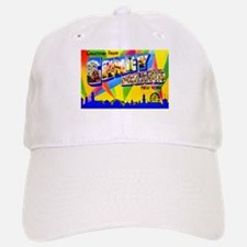 Coney Island New York Baseball Baseball Cap