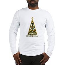 N'Awlins Xmas Long Sleeve T-Shirt