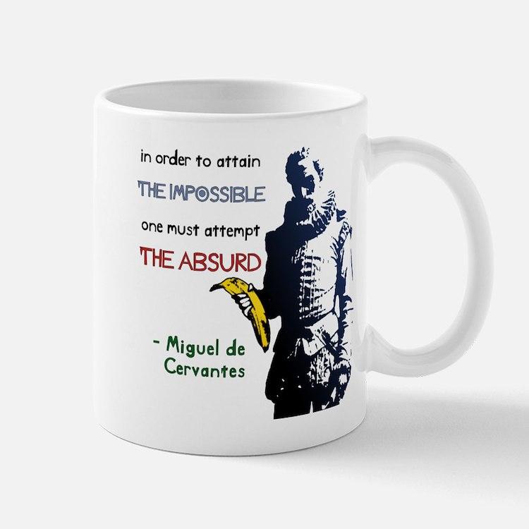 Attempt the Absurd Mug