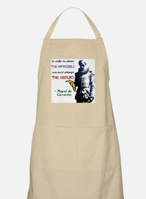 Attempt the Absurd BBQ Apron