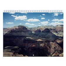 Cool Hike Wall Calendar