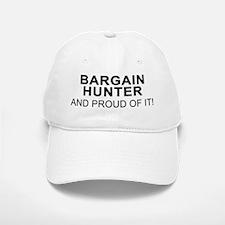 Proud Bargain Hunter Baseball Baseball Cap
