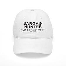 Proud Bargain Hunter Baseball Cap
