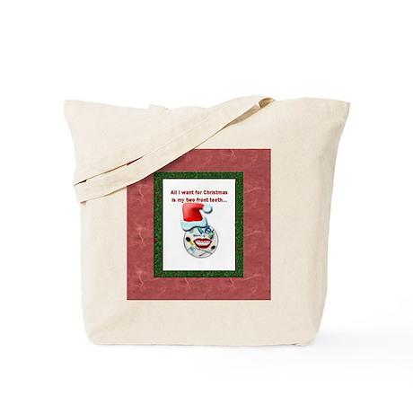 Dental Holidays Tote Bag