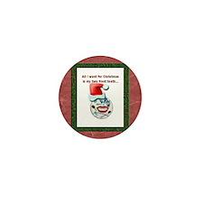 Dental Holidays Mini Button (10 pack)