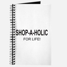 Shop-A -Holic For Life Journal