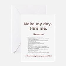 writewaydesigns.com/resume.html Greeting Card