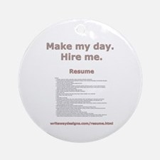 writewaydesigns.com/resume.html Ornament (Round)