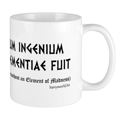 Nullum Magnum Mug