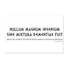 Nullum Magnum Posters