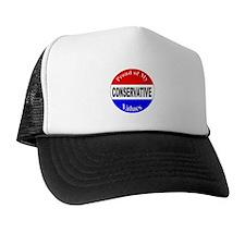Proud Conservative Values Trucker Hat