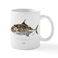 """""""A FISH NAMED JACK - Amberjack - fish Mug"""