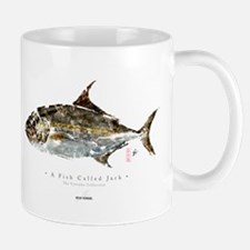 """A FISH NAMED JACK - Amberjack - fish Mug"