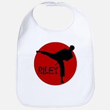-Riley Karate Bib