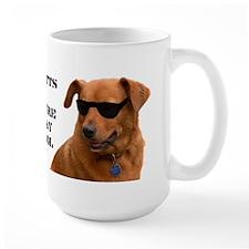 Mutts We're Way Cool Mug