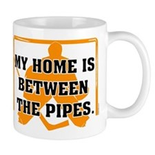 home between the pipes Mug