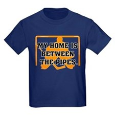 home between the pipes T