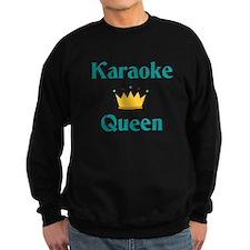 Karaoke Queen Sweatshirt
