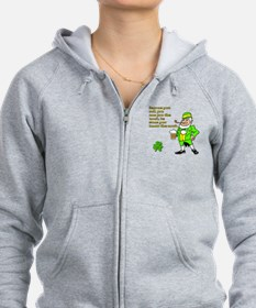 One for the road Zip Hoodie