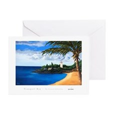 """""""Tranquil Bay"""" - Greeting cards"""