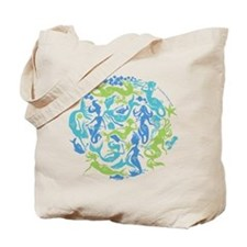 10 Mermaids Tote Bag