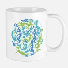 10 Mermaids Mug
