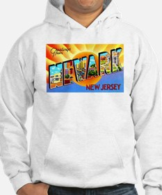 Newark New Jersey Greetings Hoodie