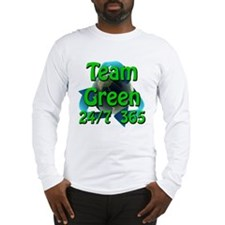 Team Green 24/7 365 Long Sleeve T-Shirt