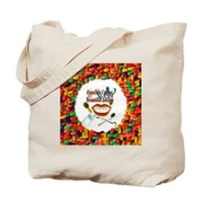 Dentist Jelly Beans Tote Bag