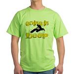Going In Deep Green T-Shirt