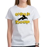 Going In Deep Women's T-Shirt