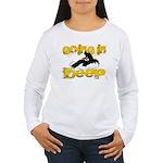 Going In Deep Women's Long Sleeve T-Shirt