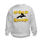 Going In Deep Kids Sweatshirt