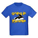 Going In Deep Kids Dark T-Shirt